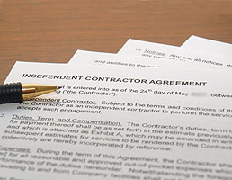 IndependantContractorAgreement