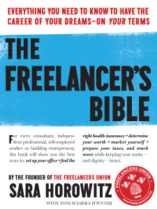 Freelancer's Bible Cover